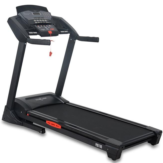 Treadmill T80 Pro, Löpband