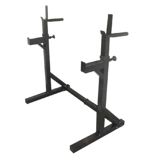 TITAN LIFE Squat stand adjustable - Full Pro