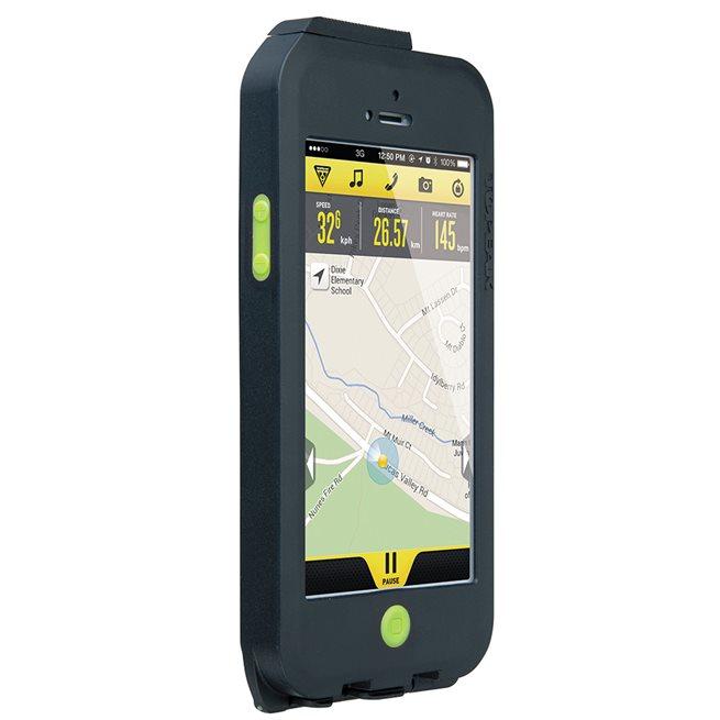 Weatherproof RideCase +Power, mobilväska