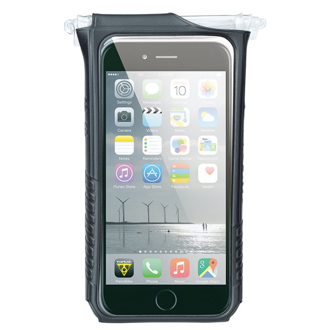 SmartPhone DryBag, mobilväska, iPhone 6/7/8, svart