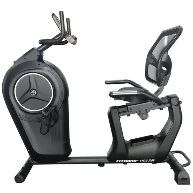 Cyclo 300R Recumbent, Motionscykel