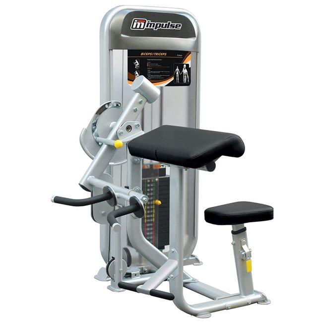 Impulse Biceps / Triceps, Styrkemaskin Armar