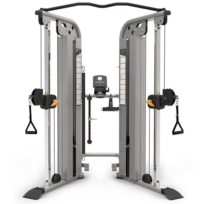 Impulse Cross Dual Gym, Styrkemaskin Multi