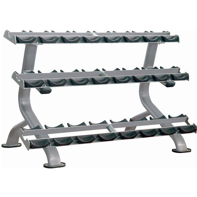 Impulse Dumbbell Rack 3 Layer, Ställning hantlar