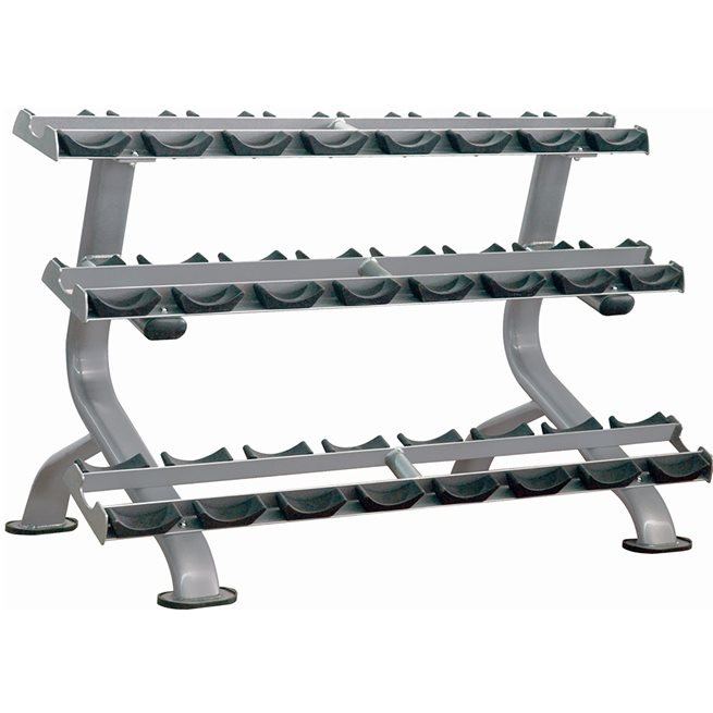Impulse Dumbbell rack 3 layer
