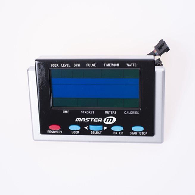 Master R6050 Display