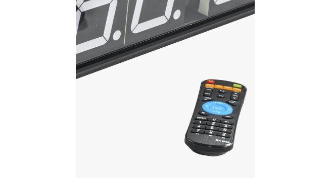 Exceed Digital Walltimer - Remote Control, Tidtagning