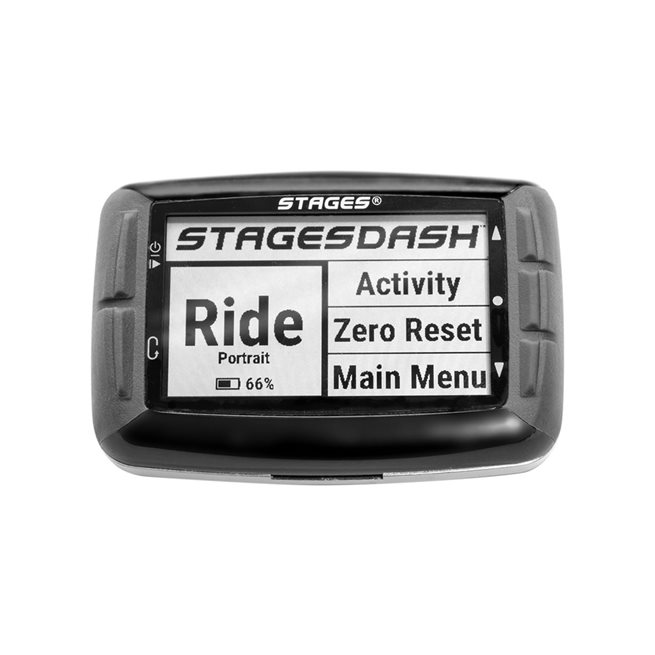 Stages Dash - L10 GPS COMPUTER