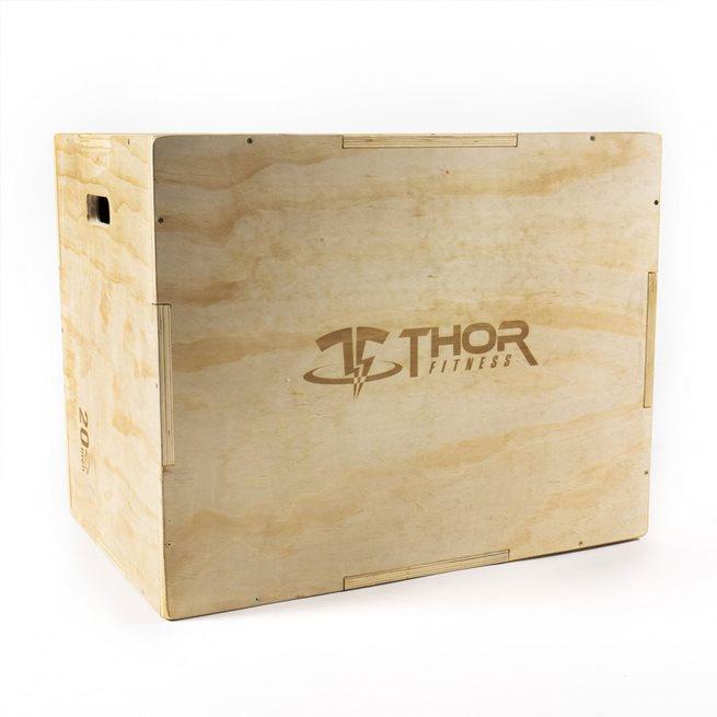 Plyometric Wooden Box Large