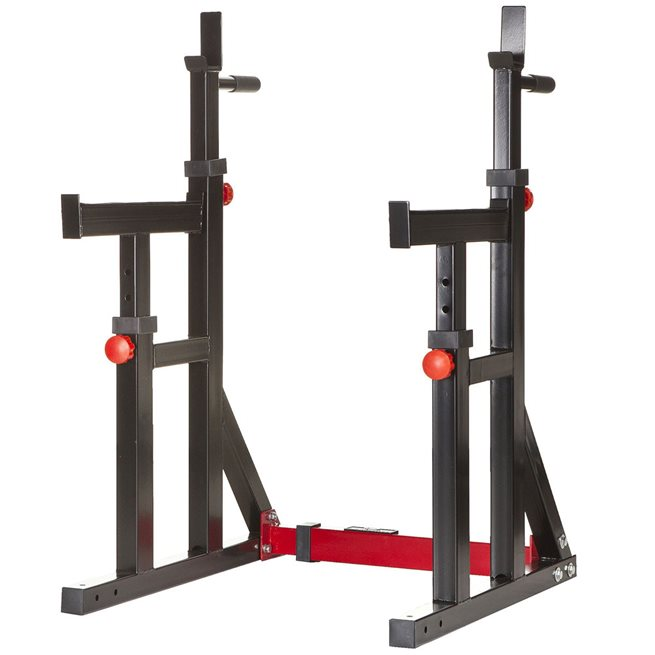 Nordic Fighter SQUAT RACK / DIP STAND ADVANCED