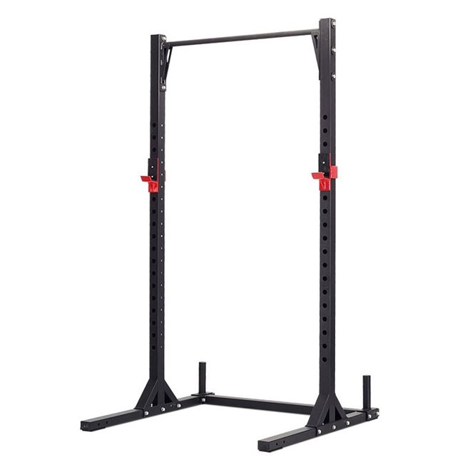 Nordic Fighter Heavy Duty Squat Stand + Chin Up