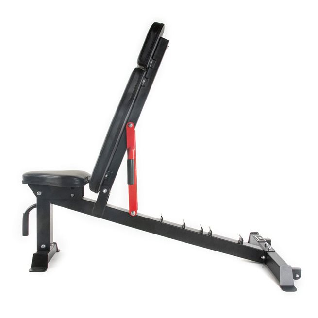 Nordic Fighter HD Fid Utility Bench