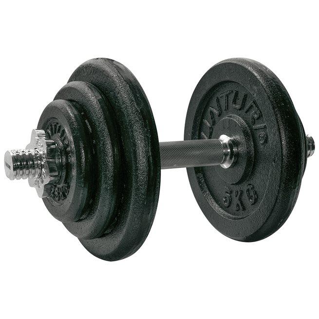 Tunturi Fitness Dumbbellset 20kg, Hantelset