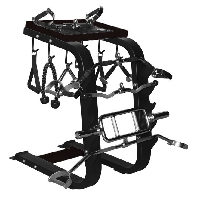 Thor Fitness ACCESSORIES RACK