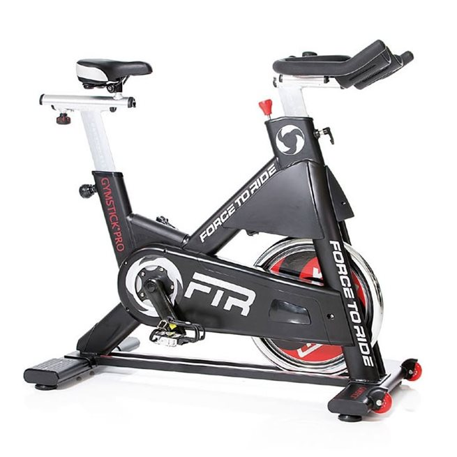 Gymstick Pro FTR Indoor Racer, Spinningcykel