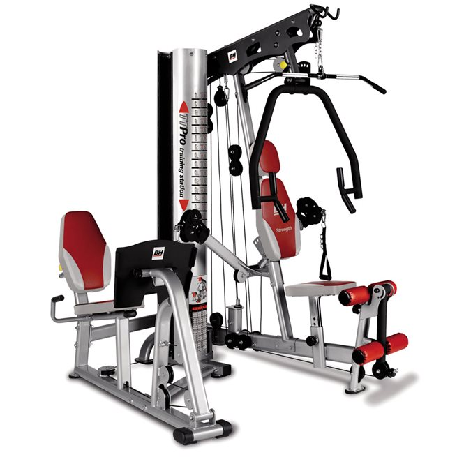 BH Fitness TT PRO, Multigym