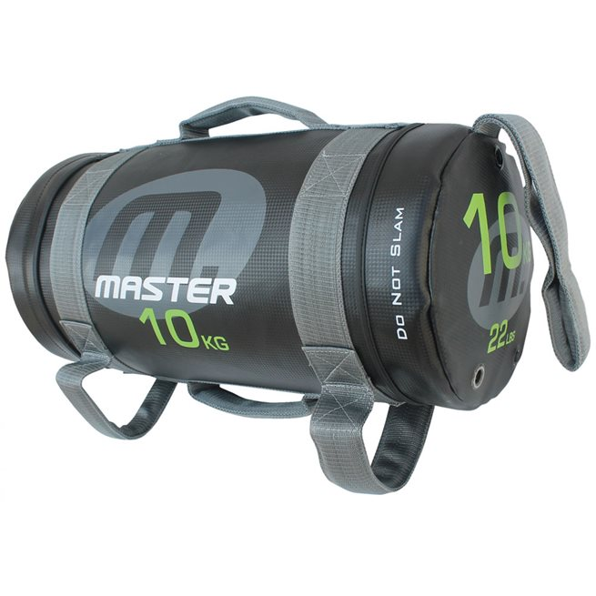 Master Fitness Powerbag Carbon, Power bags