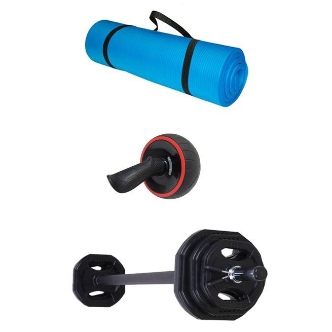 Titan LIFE Pump Set Training, Komplett styrkepaket