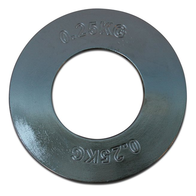Titan LIFE TITAN LIFE Weight disc Steel 50 mm