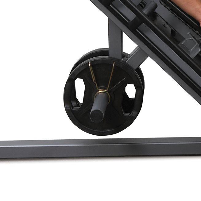 Abilica 25mm Weight Holder Leg Press, Multigymtillbehör