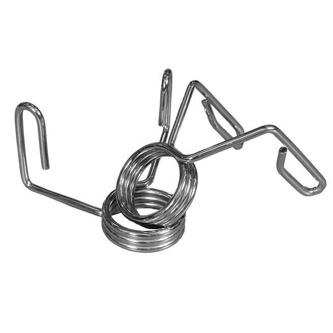 Spring Coil Collars 50 mm (2 St), Viktlås