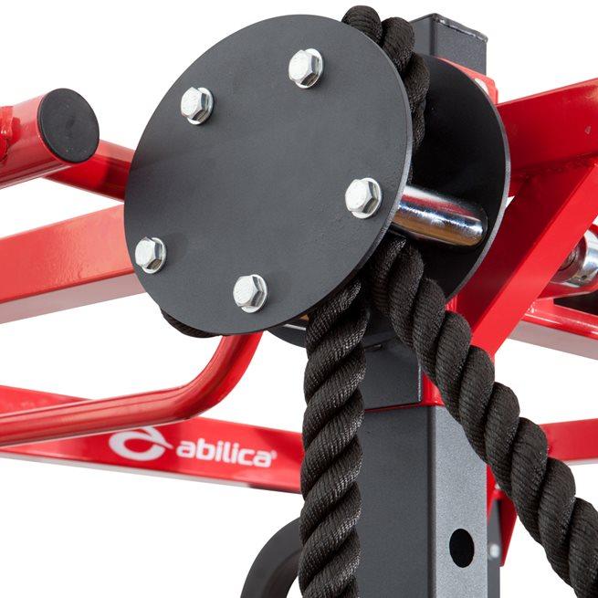 Ropepull System, Power rack tillbehör