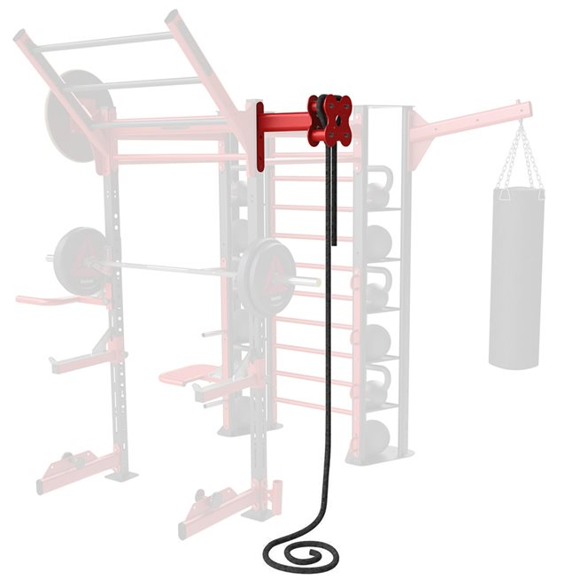 Power Station Attachment - Rope Pull, Crossfit rig