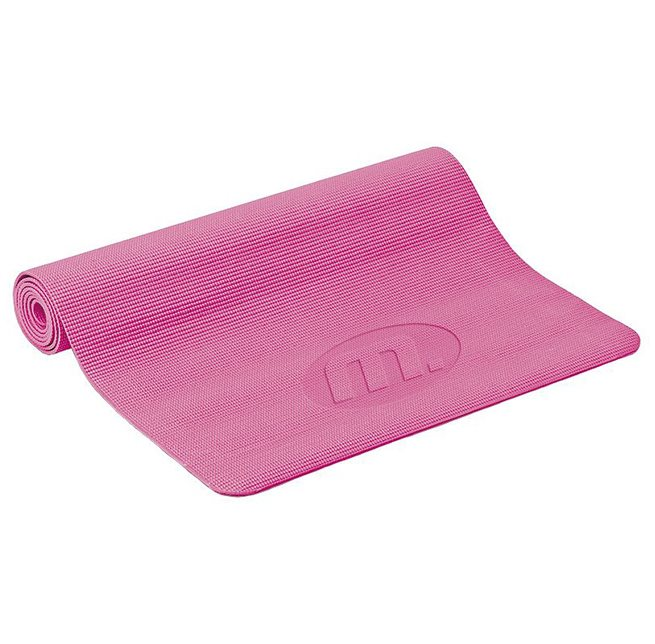 Yogamatta 4 mm Rosa