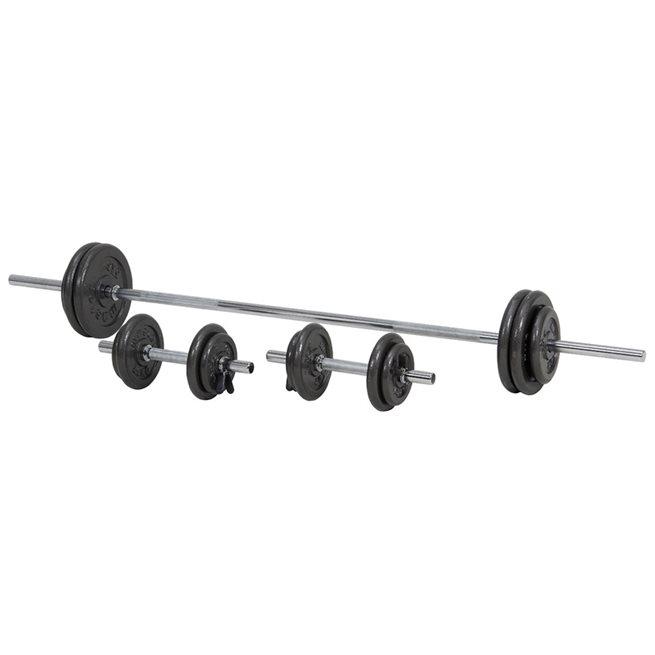 Master Fitness Master Vektsett 50 kg