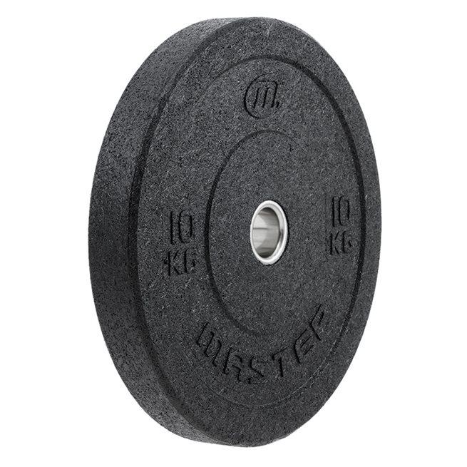 Master Fitness Hi Impact Bumper, Viktskiva Bumper