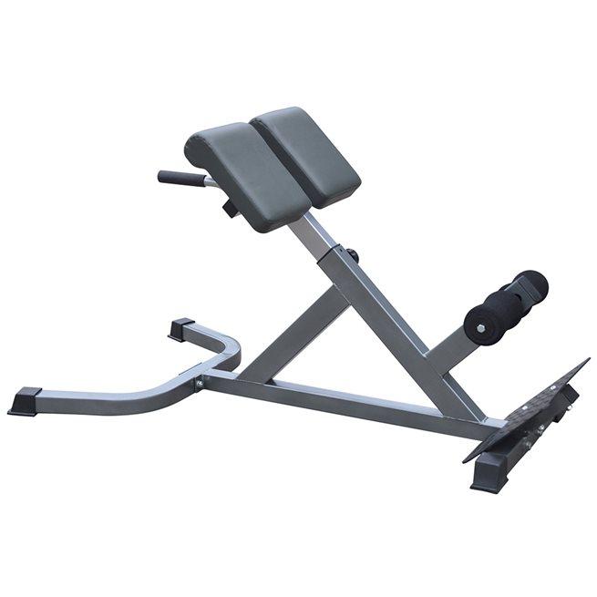 Master Fitness Back Trainer Silver I, Träningsbänk