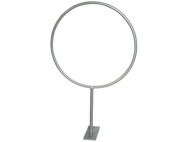 Concept Pilatesbollhållare Silver