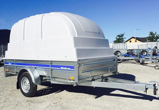 Tiki Tiki CS275-R - Paket 100 cm kåpa
