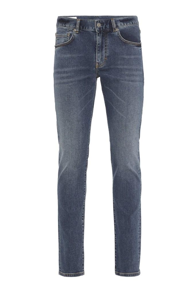Jay Subtly Worn Jeans