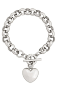 Barley Bracelet Chunky Chain