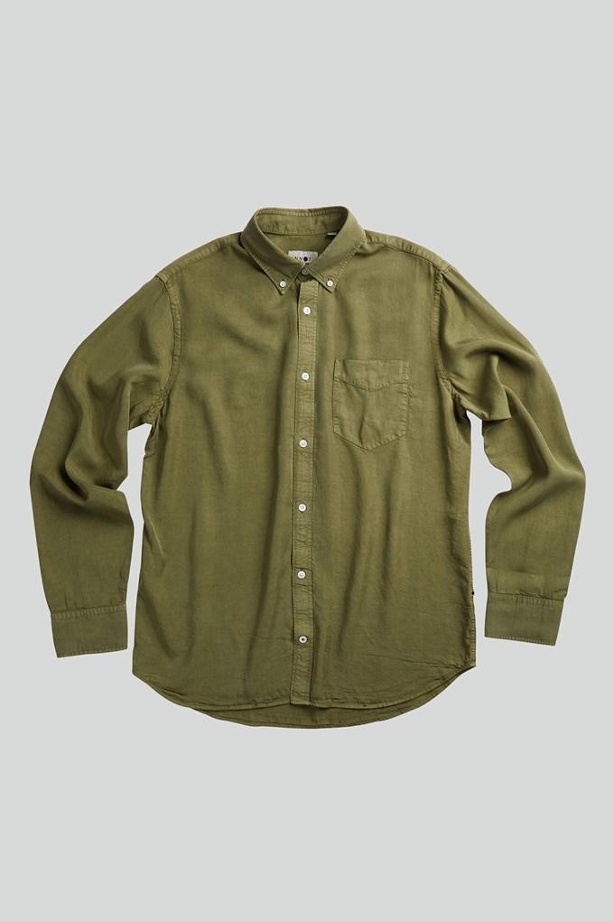 Manza Slim Shirt