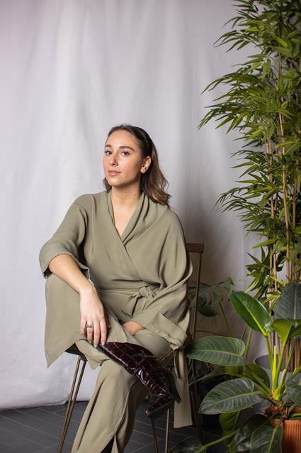 Tennessee Twill Blouse
