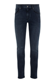 Damien Active BluBlack Jeans