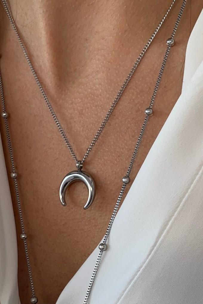 Arc Short Necklace