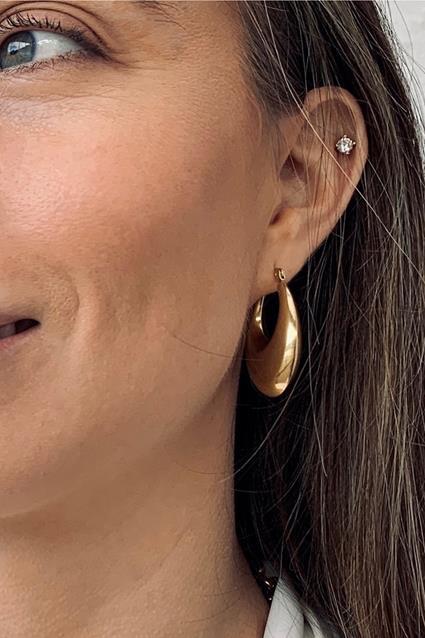 Arc Bold Earring