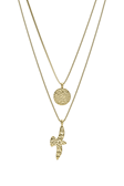 Dove Duo Necklace