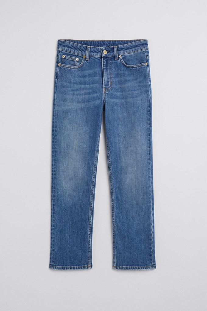 Stella Mid Blue Wash Jeans