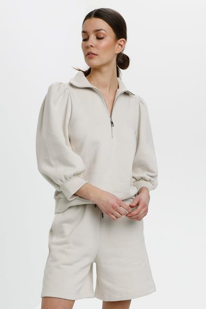Nankita Zipper Sweatshirt