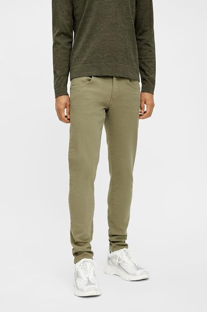 Jay-Solid Stretch jeans