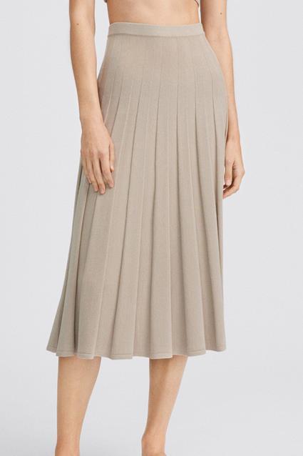 Ruby Knitted Skirt