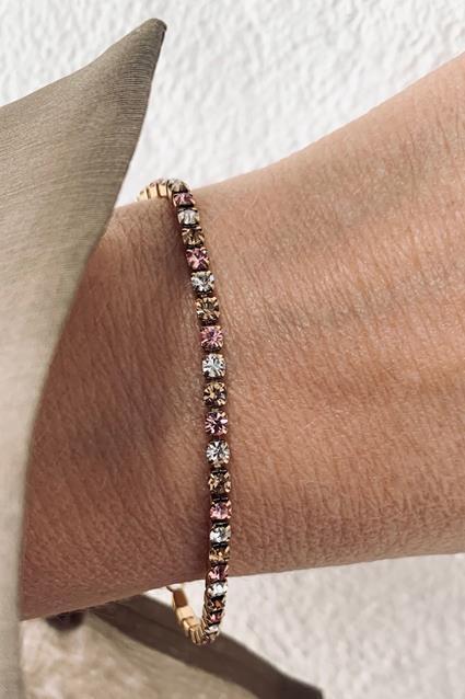 Ice 3mm Tennis Bracelet