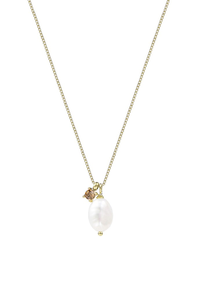 Pearl Ice Necklace