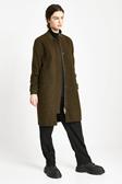 E.M Bomber Wool Jacket