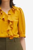 Xilla Silk Blouse