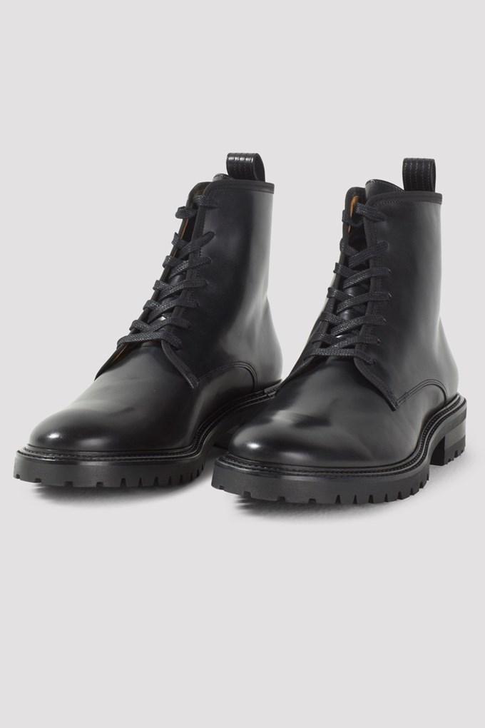 John Lace Up Boot